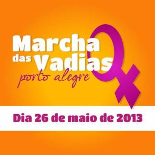 Marcha Vadias 2013